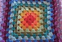 Lavori a Crochet (uncinetto) / L'uncinetto è un altra delle mie passioni.. ecco alcune idee