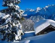 Let it snow! / Passez des fêtes de fin d'année magiques, reprenez vos cours de ski ou découvrez tout simplement les pays nordiques. À Winter Wonderland, la neige est toujours fraiche...