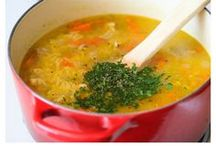Soups, Chili and Stews