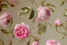 florals / by Debra Van Dyke at frilly lilly
