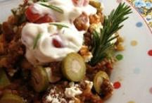 Pinterest recipes I made...and will make again! / by Jenn Huizenga