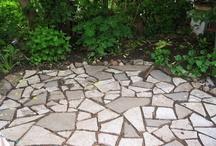 Urban Jungle / Outdoor yard and garden design inspiration
