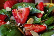 Healthy eats  / by SAMIAM