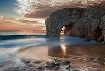 Escapades en bord de mer / Découvrez la beauté et le charme du grand littoral français !