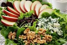 Salads / Salad recipes with a fresh twist from Fisher Nuts! #thinkfisher