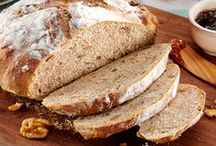 Breads / Bread recipes with a fresh twist from Fisher Nuts! #thinkfisher