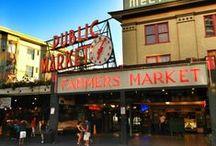 Seattliete Life / My favorite places... / by Elizabeth Moore