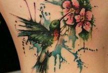 tattoos / by Gabby Buethe