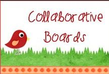 Collaborative Boards / Next, you will find some great boards that I contribute content to.