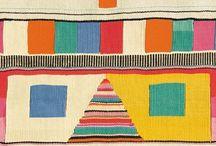 Färg, mönster & form
