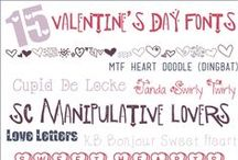 Valentines / Anything and everything about Valentine's Day