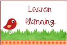Lesson Planning Made Easy / Check out this board for all sorts of Lesson Planning Ideas and Tools to make the best use of your planning time.