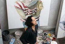 women artists.