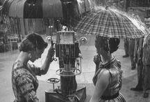 Umbrellas. / I like them!  / by Jeri Rafter