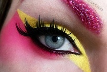Make Up Inspiration / Make up looks I'd like to try out. You'll find mostly colourful eye make looks here! / by Louise