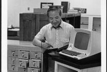 Hwa-Wei Lee, dean of Ohio University Libraries, 1978-1999 / Materials related to Dean Lee at Ohio University from the collections of the Mahn Center for Archives & Special Collections, Ohio University Libraries. Find more at http://media.library.ohiou.edu  / by Ohio University Libraries Digital Collections