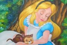 Alice in Wonderland / by Renee Ruben