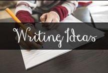 CA Writing Ideas / Ideas for teaching Writing & Grammar in the elementary classroom.