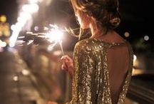 Shimmer / All that glitters is gold. / by ZOË Boutique
