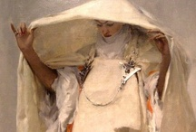 ART - John Singer Sargent / by esd w
