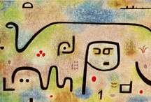 ART - Matisse and Klee / by esd w