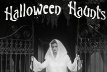 HALLOWEEN HAUNTS / I LOVE HALLOWEEN IT IS MY FAVORITE! This board has anything & everything Halloween decorations, crafts, foods etc! ENJOY!
