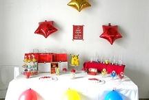 Pokemon party / Anniversaire Pokemon