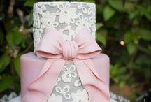 Wedding Cakes // Mladenačke torte / Sweet inspiration for your wedding cake / Slatka inspiracija za vašu mladenačku tortu