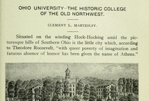 Historical Overviews of Ohio University / by Ohio University Libraries Digital Collections
