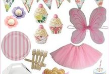 The Via Blossom Shop / The Via Blossom Shop offers the widest selection of party supplies and party decorations for all your kids' celebrations.  We offer birthday tableware, party decor and more!