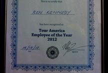 Achievements / by Ken Kennedy