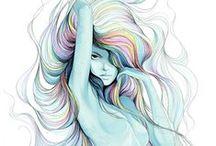 Mermaids / A board dedicated to all things mermaid.