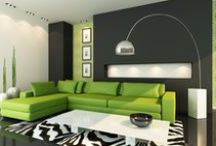 Living Rooms / Living rooms vary from a hard working family area which needs to be practical as well as relaxing to a statement setting for a modern couple where they can indulge their decorative desires.