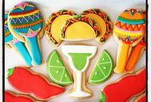 Cinco de Mayo Party Ideas / Cinco de Mayo Party ideas for a fun fiesta!!!  From mexican food recipes, fiesta decor, party supplies and colorful diys.