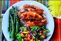 Healthy Food Ideas! / by Trina Blanchard