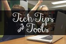 CA Technology in the Classroom / Classroom technology ideas, organization, tips, & tricks. Websites, apps, and more!