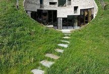 Dream Home: the outside  / Exterior design inspiration