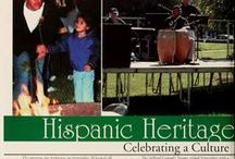 Hispanic Heritage Month / National Hispanic Heritage Month is celebrated from September 15 to October 15. / by Ohio University Libraries Digital Collections