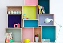 Organisation  / Storage ideas for the home.