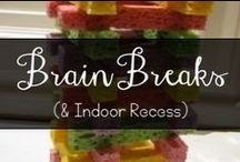 CA Games & Breaks for Class / Classroom games, brain breaks, indoor recess ideas, and other classroom fun!