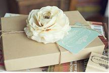 Paper Crafts& Packaging / by April De-Sais