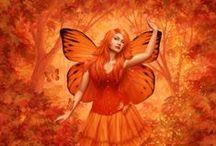 Color Me ♥ Tangerine