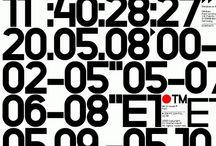 Typefaces / Typefaces / by Sergio Vichique