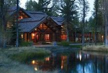 A Cabin On The River
