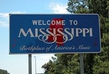 Famous Mississippi / Famous Mississippians / by Kathy Goldsmith