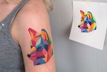 Tattoos I Want / Tattoos I hope to get one day. Plus plenty of tattoo inspiration for you guys!