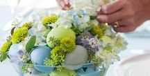 Easter Decor Ideas / Easter Party ideas including Easter party decorations, Easter party food, Easter egg decorating, Easter brunch ideas, Easter Cake, Easter food, Easter decor and much more!