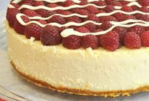 ~Cheesecake~ / Nothin' but sweet, creamy, heaven-like cheesecake! / by Elisa Richardson