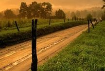 Country Life ♥ Dirt Road Anthem
