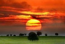 God's Gifts ♥ Breathtaking Sunsets